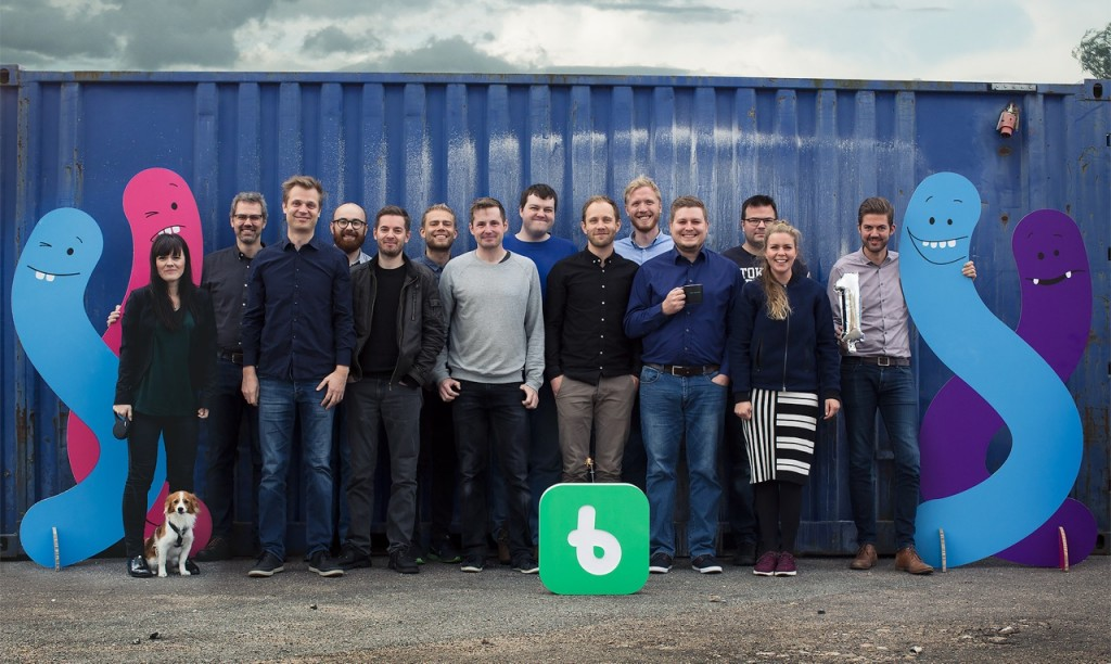 BookBites team oktober 2016