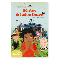 Kamma og Kamal: Kaos & kolonihave