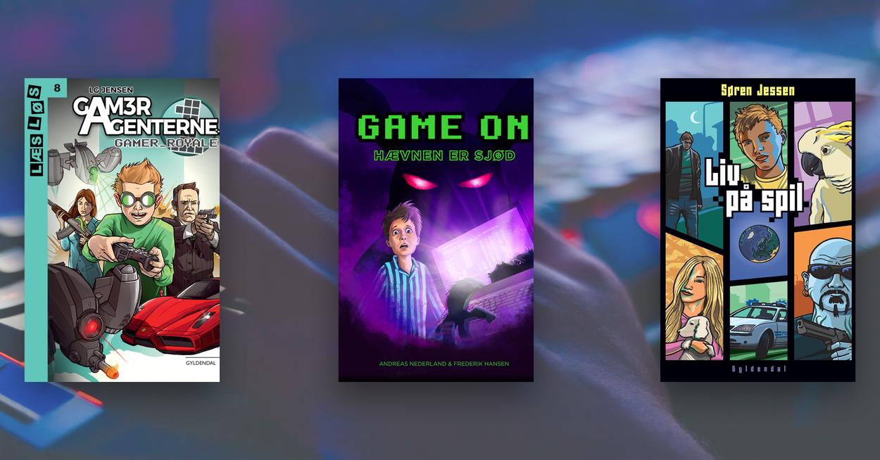 Bøger til gameren