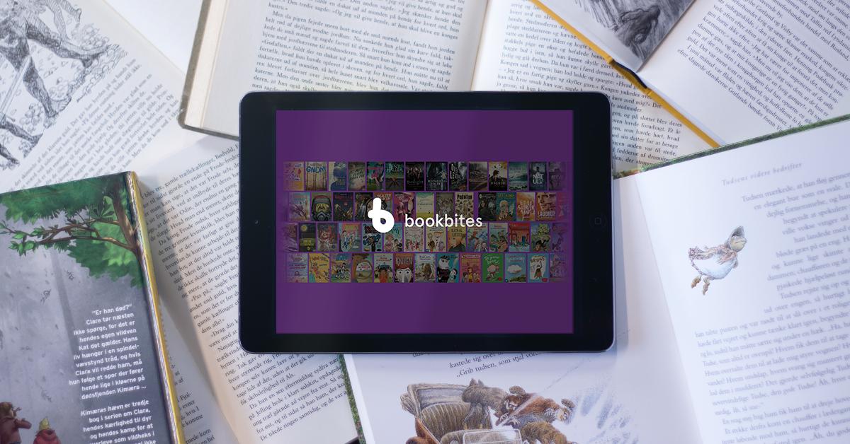 Bøger i BookBites